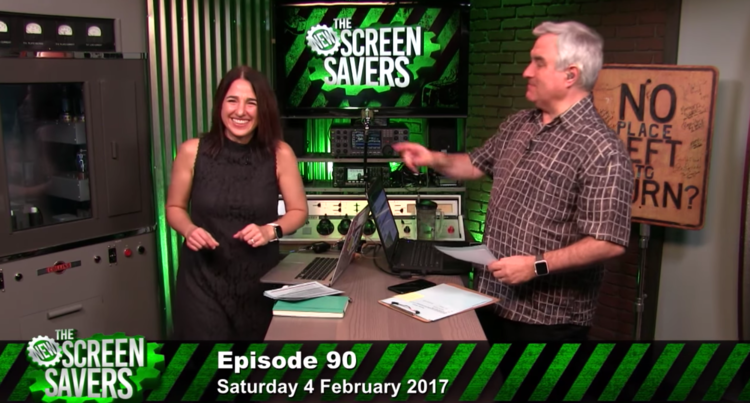The New Screen Savers 90: Live Music in Your Home with Groupmuse